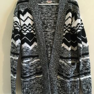 Cozy cardigan sweater